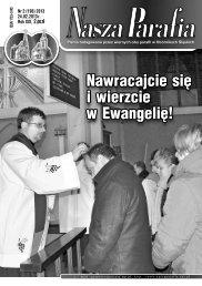NaszaParaf 2013_Nr2_G.indd - Nasza Parafia - Salwatorianie