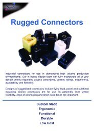 Download the Rugged Connector Brochure