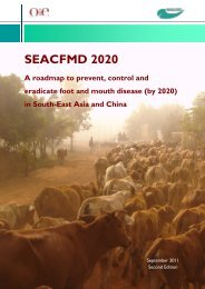 SEACFMD 2020: A Roadmap to Prevent, Control ... - OIE Asia-Pacific