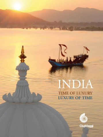 India Time of Luxury - Clup Viaggi S.r.l.