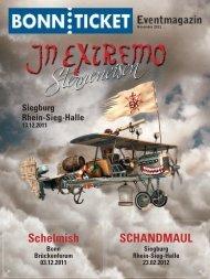 """""""Unconditional – live in Bonn"""" Sebastian Schnoy - Bonnticket"""