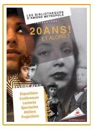 Programme Avoir 20 ans Et alors - Amiens