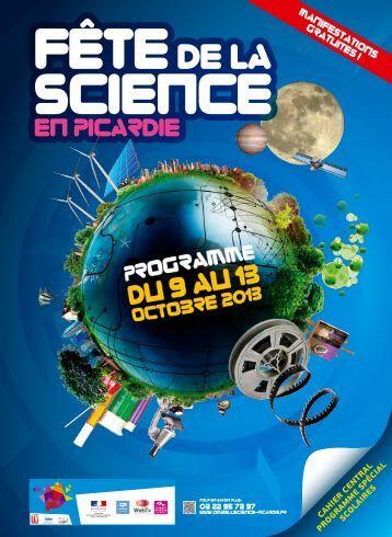 Programme grand public - Université de Picardie Jules Verne