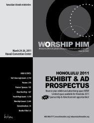 WORSHIP HIM - him online