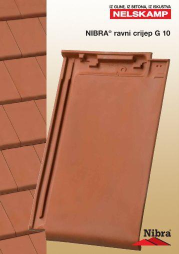 nibra crijep za ravne krovove f 7 nelskamp. Black Bedroom Furniture Sets. Home Design Ideas