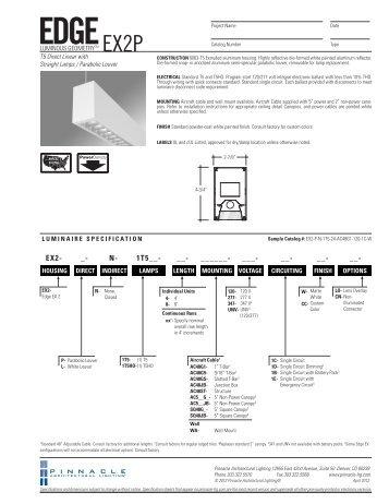 EX2_P - Pinnacle Architectural Lighting  sc 1 st  Yumpu & Architectural Bollard p1(s) - WLS Lighting Systems azcodes.com