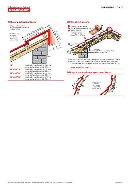 Taška NIBRA® DS 10 - Nelskamp
