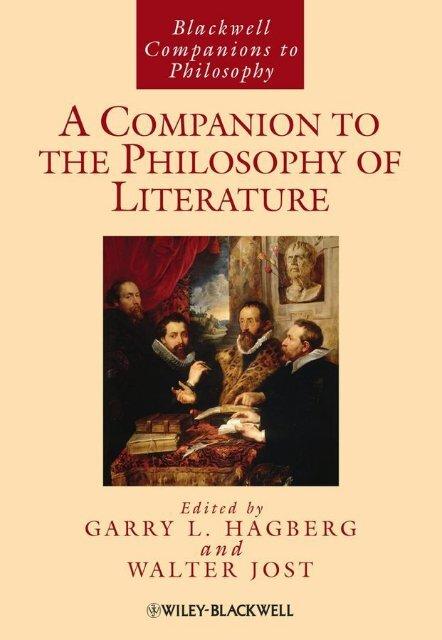 Www Cora Fr Redige Ta Lettre Au Pere Noel.Blackwell Companions Hagberg Garry L Jost Walter Org