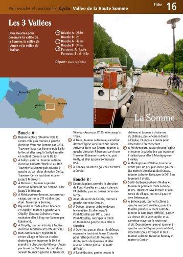 Fiche 16 - Somme Tourisme