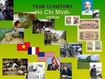 Ho Chi Minh Identity