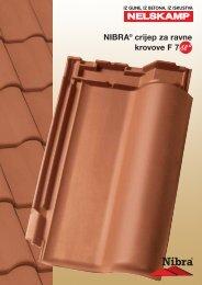NIBRA®crijep za ravne krovove F 7 Prospekt - Nelskamp
