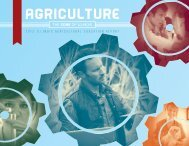 Quick Facts for College/University - Illinois Agricultural Education