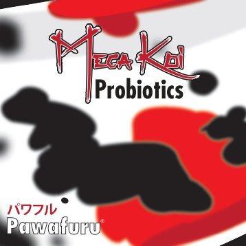 Pawafuru - Mega Koi Probiotics