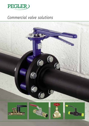 Pegler Commercial Valve Solutions