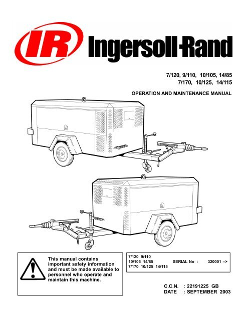 Download Operational Manuals - FS Curtis and Ingersoll Rand ...Yumpu