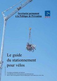 Le guide du stationnement pour vélos - APiCy