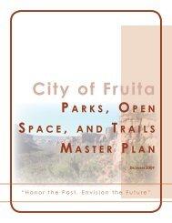 POST Master Plan - City of Fruita