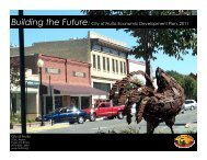 Building the Future: City of Fruita Economic Development Plan, 2011