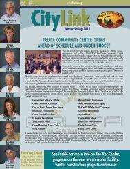 City Link 2011-1.pdf - City of Fruita