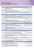 CONFERENCE PROGRAM - Systematic - Page 7