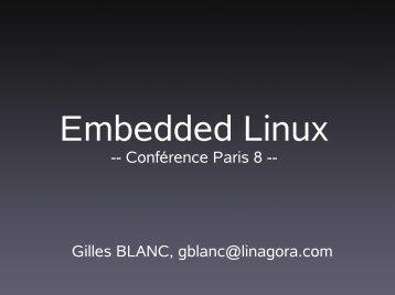 format pdf - Gilles Blanc - Linagora
