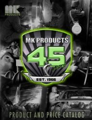 View - MK Products