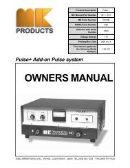 View / Download - MK Products