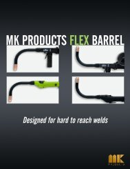 MK PRODUCTS FLEX BARREL