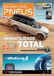 Revista dos Pneus 030 - Fevereiro 2015