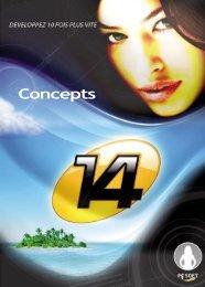 Concepts - WINDEV et WEBDEV