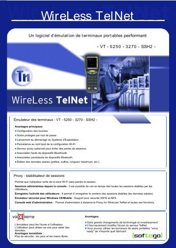 WireLess TelNet