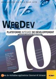 WINDEV et WEBDEV