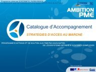 catalogue des offres - Systematic