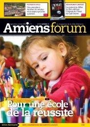 Pour une école - Amiens