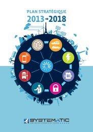 Téléchargez le Plan Stratégique 2013-2018 - Systematic
