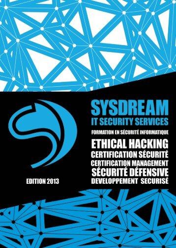 télécharger ici en PDF - Sysdream