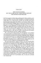 Iter Rosicrucianum. Auf der Suche nach unbekannten Quellen