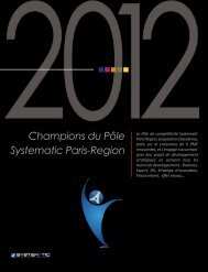 Télécharger le Booklet Champions 2012 - Systematic