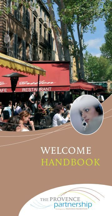 handbook - Provence Promotion