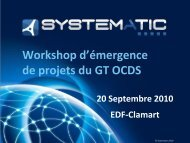 Workshop OCDS (3954 ko) - Systematic