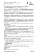DEKRA Lehrgang Geprüfte/r Meister/in für Lagerwirtschaft - Page 2