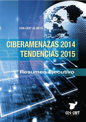 IE-Ciberamenazas2014-Tendencias-2015