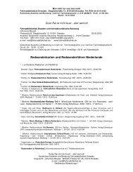 Radliteratur Niederlande - Fahrradbibliothek Dresden