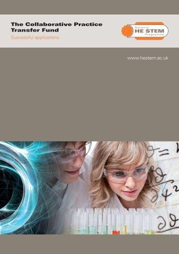 24pp doc STEM.indd - National HE STEM Programme