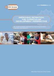 the curriculum development perspective - National HE STEM ...