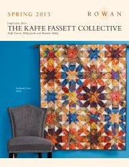 The Kaffe Fassett Collective Spring 2015