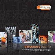 STRATEGY 2010 - 12 - National HE STEM Programme