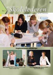 Skolelederen nr 5 2011 - Skolelederforbundet