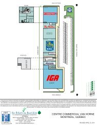Van Horne, Centre Commercial-May 15,2013 - First Capital Realty