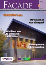 BATIBOUW 2011 - Bouwmagazines
